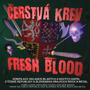 Čerstvá Krev / Fresh Blood (CD kompilácia)